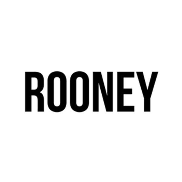 Rooney's logo'